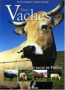 Beau livre Nos Vaches