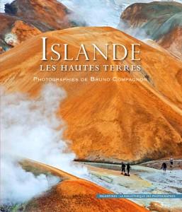 Beau livre Islande, les hautes terres