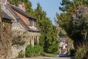 Saint Céneri-le-Gérei, l'un des plus beaux villages de France