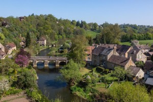 Saint Céneri-le-Gérei, l'un des plus beaux villages de France