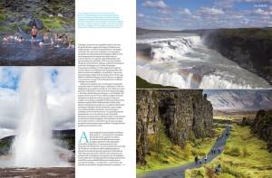 Islande-Lonely Planet Magazine. Photos : Bruno Compagnon
